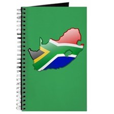 """""""South Africa Bubble Map"""" Journal"""