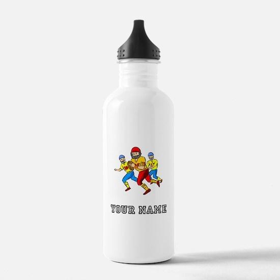 Quarterback (Custom) Water Bottle