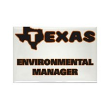 Texas Environmental Manager Magnets