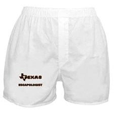 Texas Escapologist Boxer Shorts