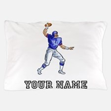 Football Player (Custom) Pillow Case