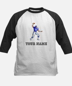 Football Player (Custom) Baseball Jersey