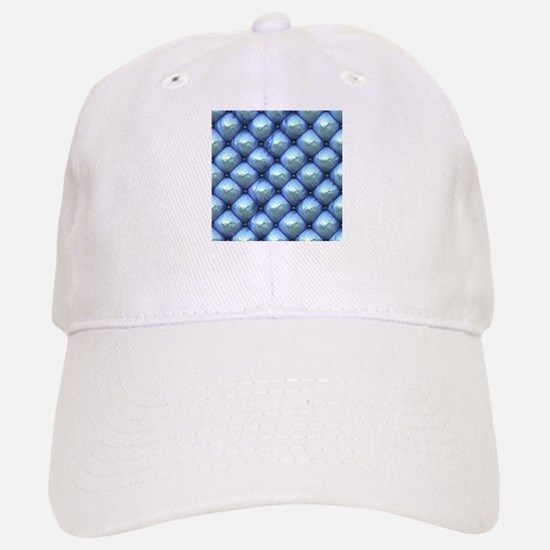 Silky Reflection blue Baseball Baseball Cap