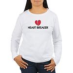 Heart.Breaker Women's Long Sleeve T-Shirt