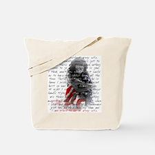 ARMY WIFE POEM Tote Bag