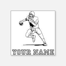 Quarterback (Custom) Sticker