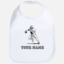 Quarterback (Custom) Bib