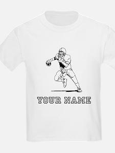 Quarterback (Custom) T-Shirt