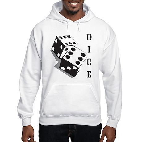 Dice Hooded Sweatshirt