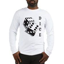 Dice Long Sleeve T-Shirt