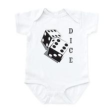 Dice Infant Bodysuit
