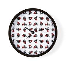 FOOTBALL SEASON Wall Clock