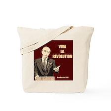 Ron Paul Revolution Tote Bag