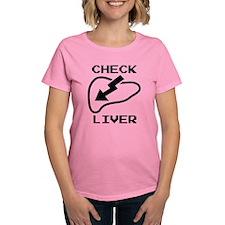 Check Liver Tee