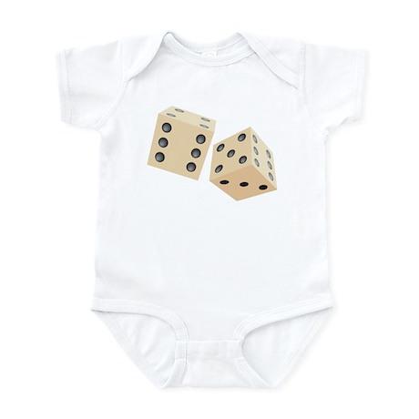 Classic Dice Infant Bodysuit