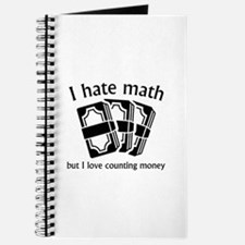 I Hate Math Journal