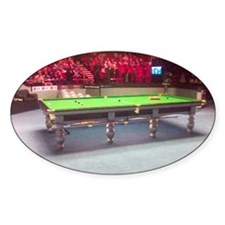 Snooker - The Masters Decal