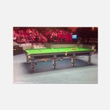 Snooker - The Masters Rectangle Magnet