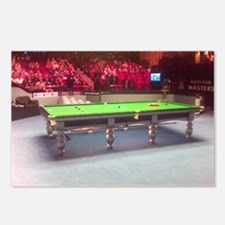 Snooker - The Masters Postcards (Package of 8)