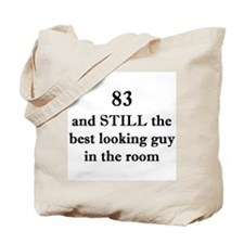 83 still best looking 1C Tote Bag