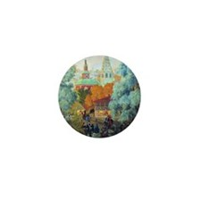 Kustodiev - Province Mini Button