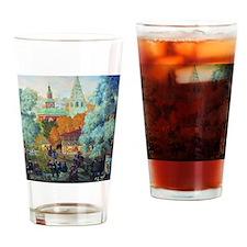 Kustodiev - Province Drinking Glass