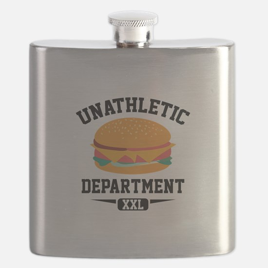 Unathletic Department Flask