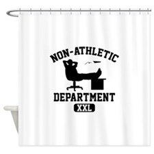 Non-Athletic Department Shower Curtain
