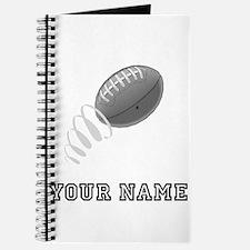 Football Spiral (Custom) Journal