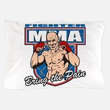 MMA Fighter Pillow Case