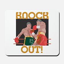 Knockout Boxing Mousepad