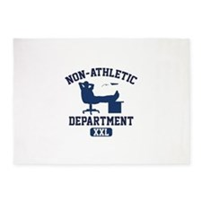 Non-Athletic Department 5'x7'Area Rug
