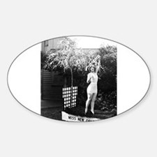 1926 Miss New Orleans (Gladys Moore) Decal