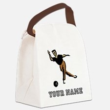 Bowler Canvas Lunch Bag