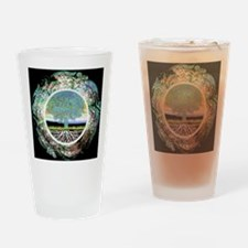 Unique Tree life Drinking Glass
