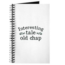 Interesting Tale Old Chap Journal