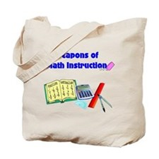 Scott's Weapons of Math Destruction Tote Bag