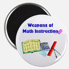 "Scott's Weapons of Math Destruction 2.25"" Magnet ("