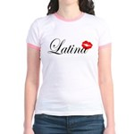 Latina Jr. Ringer T-Shirt