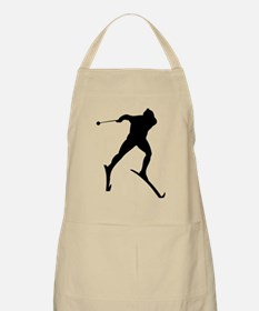 Cross Country Skier Apron