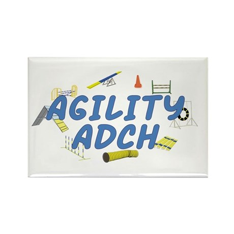 Agility ADCH Rectangle Magnet