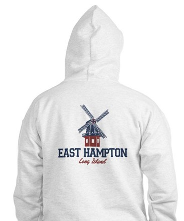 East Hampton - New York. Hoodie