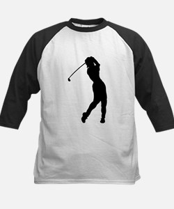 Golf Swing Baseball Jersey
