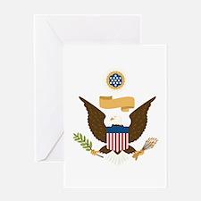 American Seal Greeting Cards
