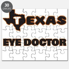 Texas Eye Doctor Puzzle