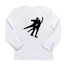 Figure Skaters Long Sleeve T-Shirt