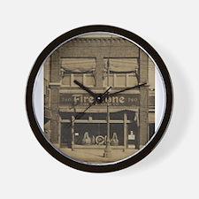 Firestone Tires Wall Clock