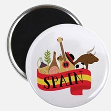 Spain 1 Magnets