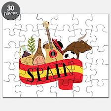 Spain 1 Puzzle