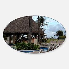 Punta Cana, Dominican Republic Decal